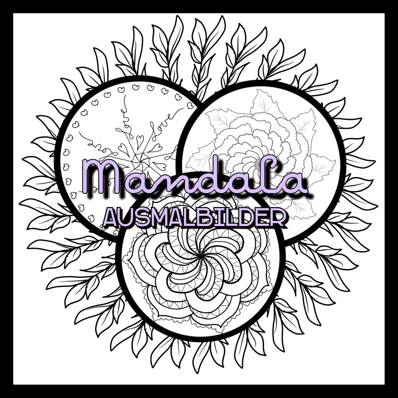 Mandala Ausmalbild Kostenloses Bild Zum Ausmalen